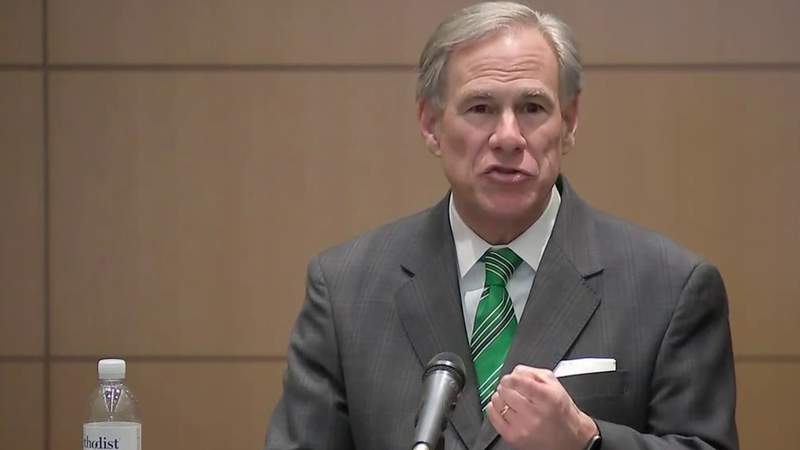 Texas will receive largest shipment of vaccines to date this week, Gov. Abbott says