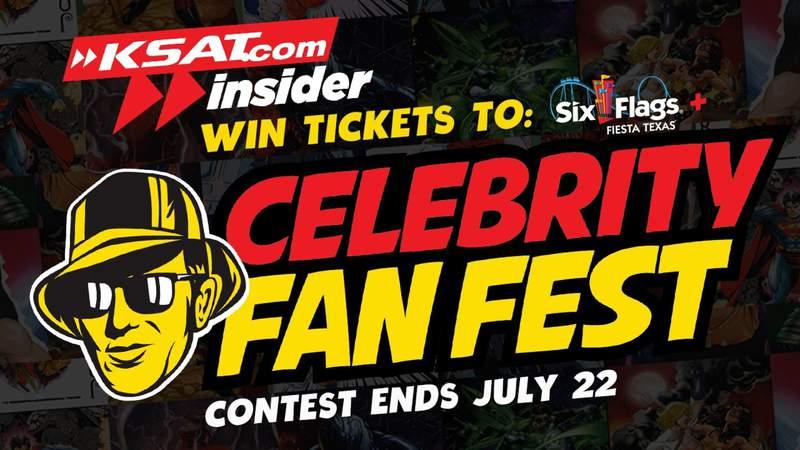 KSAT 12 Celebrity Fan Fest Sweepstakes